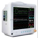 12.1 Zoll-heißes Verkaufs-Cer zugelassenes medizinische Maschinen-Patienten-Überwachungsgerät