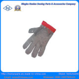 Стальные перчатки для отрезоков ножа швейной машины