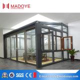 2017 새로운 디자인 알루미늄 유리제 일광실 또는 동원