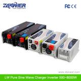 C.C. solar pura da onda de seno 1000W~6000W 12V/24V/48V ao inversor da potência de C.A.