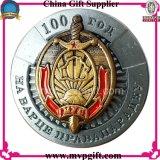 2017 personalizada Pin de metal de la insignia militar
