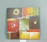 As pinturas da lona equipar Home do teste padrão de Sun de ajuste