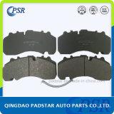 Almofada de freio resistente do caminhão do certificado de Wva29174 ECE-R90