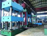 Dibujo de alta velocidad de cuatro columnas de prensa de aceite hidráulico
