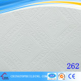 Azulejo popular del techo del azulejo/del yeso del techo del yeso del PVC #569