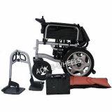 [250و] [فولدبل] قوة كرسيّ ذو عجلات مع مكبح كهرمغنطيسيّ ([بو-004])