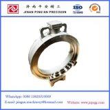 Die CNC maschinelle Bearbeitung Druckguss-Stahlventil-Anteile an Soem