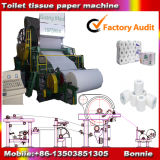 Mini 787mm Rouleau de papier de toilette Making Machine Prix