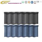 Los materiales de construcción metálica de acero galvanizado de decoración Hoja de techado de teja