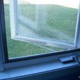 Malla ignífuga Smart equipados rodando la pantalla de la mosca de la ventana