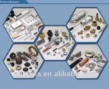 Serien-Kuppel-kundenspezifisches Metall, das Teile mit roter Puder-Beschichtung stempelt