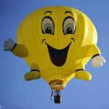 Ballon à air chaud pour le voyage de noces