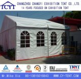 Durable Luxury Storage Broad Vent Fireproof Wedding Tent Party