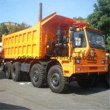 380HP de Vrachtwagen van de Stortplaats van de Wielen van Beiben van Benz van het noorden 8X4 12 25m3