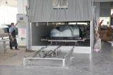 Monalisa Acrylic dans Ground Indoor Circular Jacuzzi Bathtub
