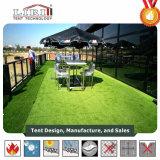 15X40m zwei Geschoss-doppelter Decker-Zelt für im Freienvip-Ereignis
