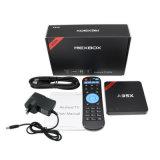 Le plus récent Nexbox Amlogic S905X A95X TV Box 2G/16g Android 6.0 Quad Core TV Box Décodeur Kodi16.0 WiFi Dual Media Player