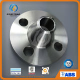 2205 RF de acero inoxidable dúplex Wn brida brida (KT0210)