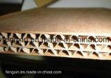 Rectángulo acanalado pesado 7layers de Brown de la venta caliente