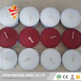 10g preiswerte weiße Tealight Kerzen für Verkauf