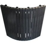 Pantalla de visualización curvada a todo color de LED P5.95 para /Indoor al aire libre