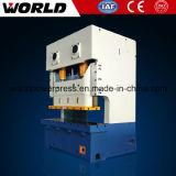 C-Rahmen-doppelter Punkt-mechanische Presse-Maschine