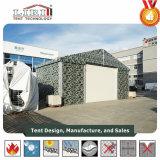 10X30m grünes Belüftung-Aluminiummilitärarmee-Zelt