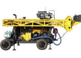 Reboque com diamante portátil montado na plataforma de perfuração com broca Bq 1500m capacidade de perfuração