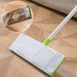 Balai à franges jetable de papier de nettoyage de la chambre
