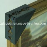 Haltbare geformte Belüftung-Plastikgeöffnete Eckverbinder-Schutzkappe/erweiternder Eckschoner