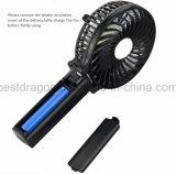 Ordinateur portable fonctionne sur batterie à la main Mini ventilateur avec 3 vitesses