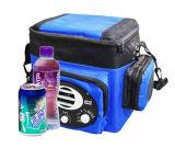 Refroidisseur électronique portable 6liter DC12V avec radio pour refroidissement et réchauffement