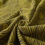 Poliester 100 de la tela de tapicería del Chenille