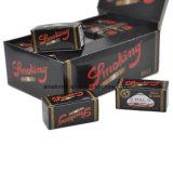 Papeles de balanceo del cigarrillo de Weed del tabaco del cáñamo que fuman