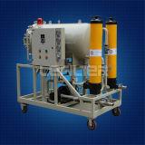 A coalescência Separação, Desidratação de vácuo do filtro de óleo de máquina de Óleo