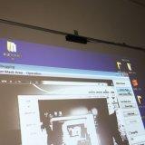 Conférence interactive portative de contact de salle de classe de téléconférences de contact multiple de doigt