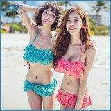 2018 de sexy Vrouwen Gemaakte Aangepast Swimwear van de Bikini