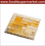 230g sac blanc et jaune d'emballage des miettes de pain