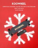 2do Kooboard patín eléctrico Longboard de Koowheel con 8600mAh la tarjeta larga de las ruedas de la batería 4