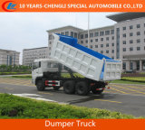Тележка сброса Donfeng 6X4 20cbm