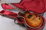 Spalted 단풍나무 상단 (GLP-553)를 가진 2017년 Lp 주문 일렉트릭 기타