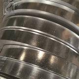 L'épaisseur 0,6 mm Galvanzied Europ Stander porte d'obturation pannes bande en acier