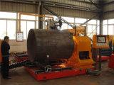Machine de découpe du tuyau de plasma CNC, machine de découpe du tuyau