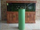 녹색에 의하여 박판으로 만들어지는 HDPE 십자가 필름