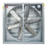 Huhn-Haus-Geflügelfarm-Ventilations-Geräten-Absaugventilator und abkühlende Auflage
