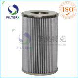 Filterk 보충 이탈리아 폴리에스테에 의하여 주름을 잡는 가스 필터 원자