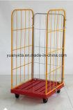 Pallet resistente del rullo della maglia di euro memoria della Cina/contenitori laterali del rullo della rete fissa