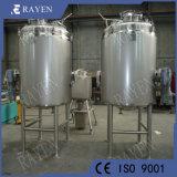 China de acero inoxidable vaso camisa de agua del depósito de refrigeración