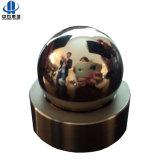 Bola de la válvula de V11-125 API y vávula de bola resistente a la corrosión del asiento