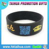 Code-barres QR Bracelets en Silicone